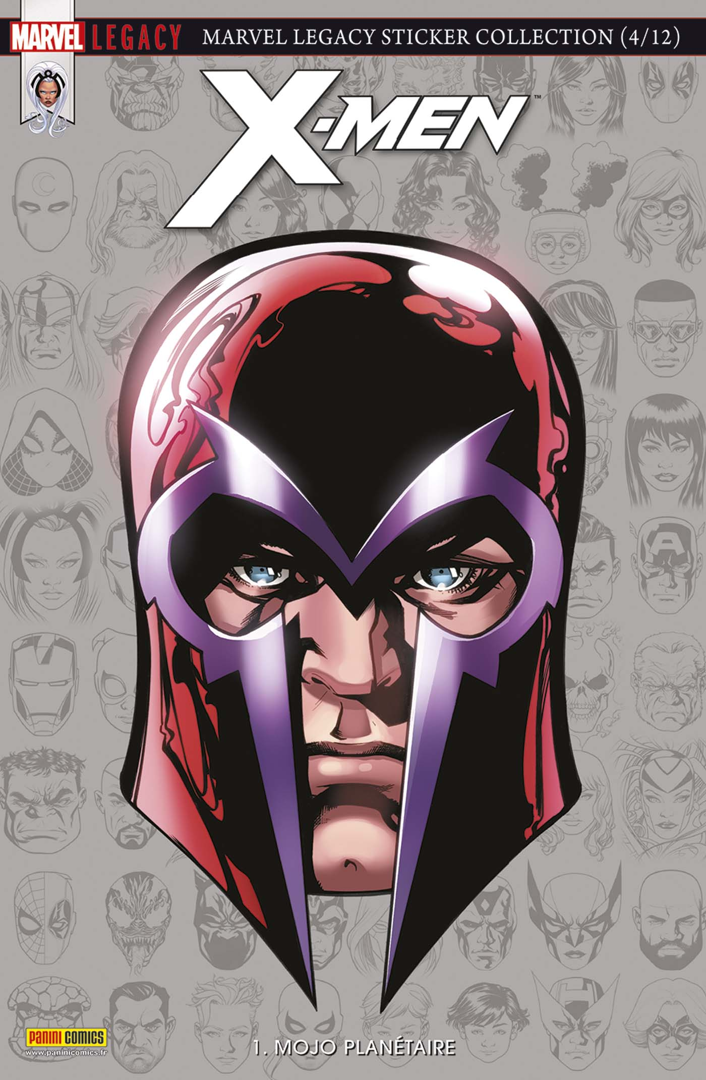 MARVEL LEGACY : X-MEN 1