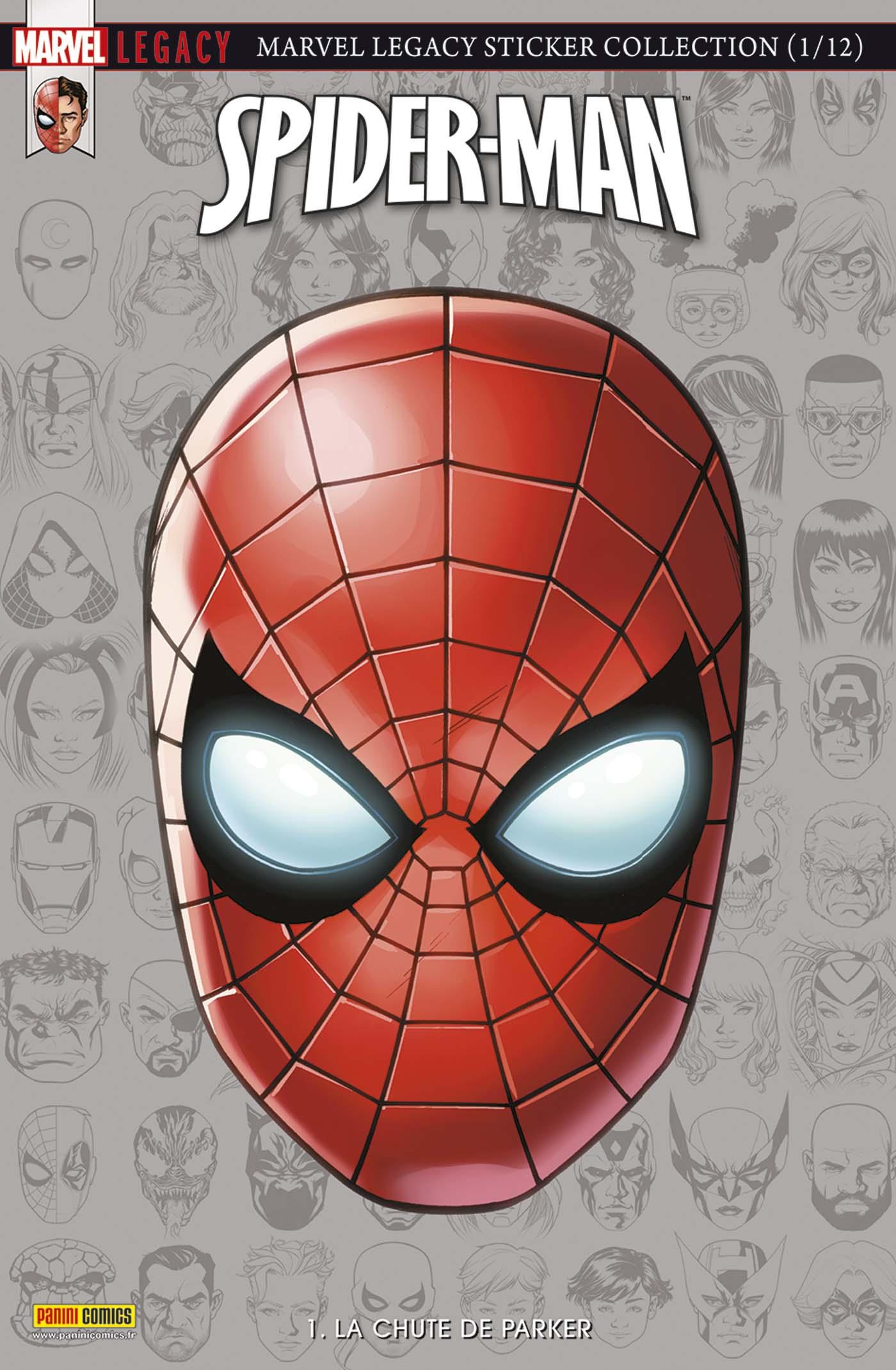 MARVEL LEGACY : SPIDER-MAN 1