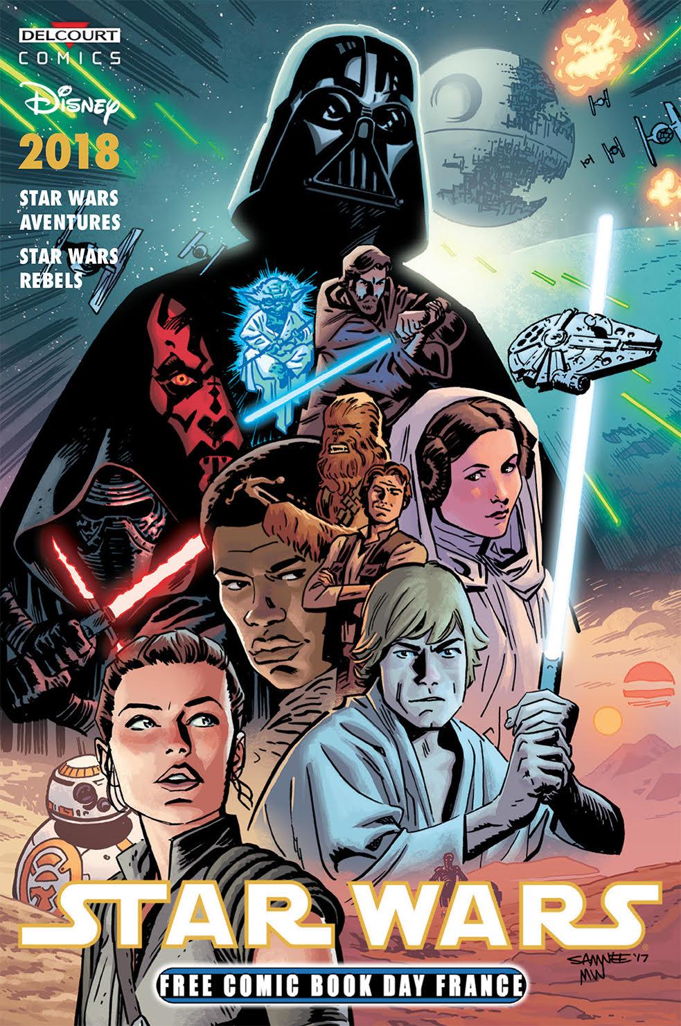 FCBD2018 - Star Wars