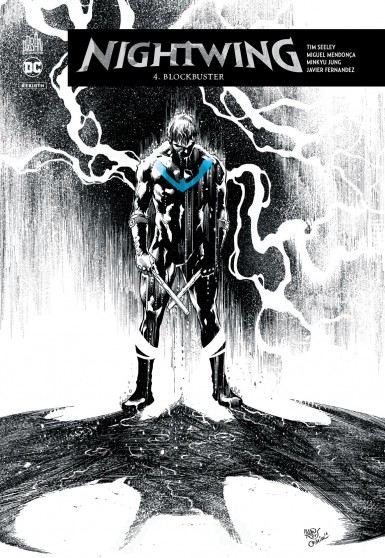 Nightwing Rebirth Tome 4