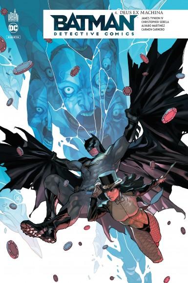 Batman Detective comics Tome 4