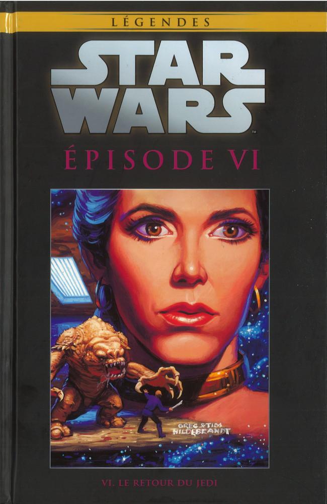 Tome 61 - Star Wars Episode VI