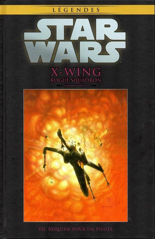 Tome 68 - X-Wing Rogue Squadron Tome 7: Requiem pour un pilote