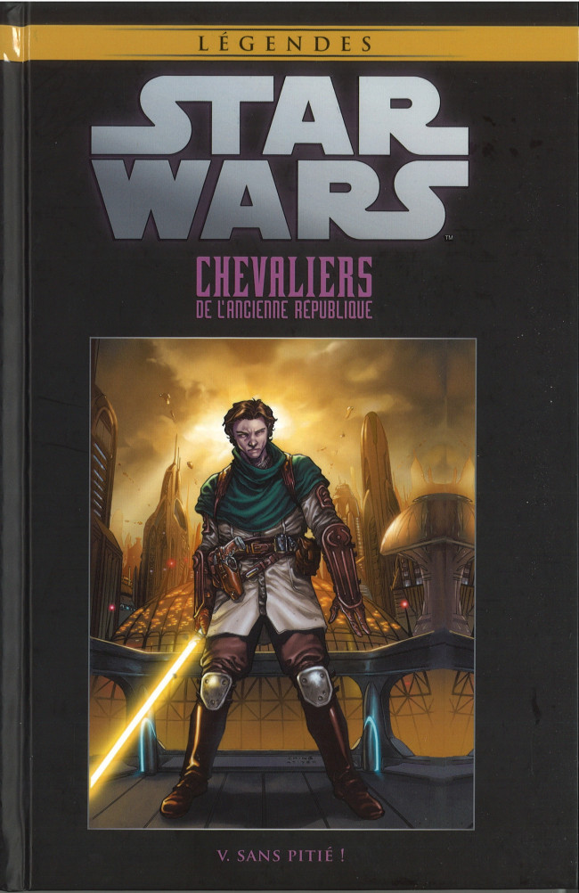Tome 14 - Chevaliers de l'Acienne République tome 5: Sans pitié