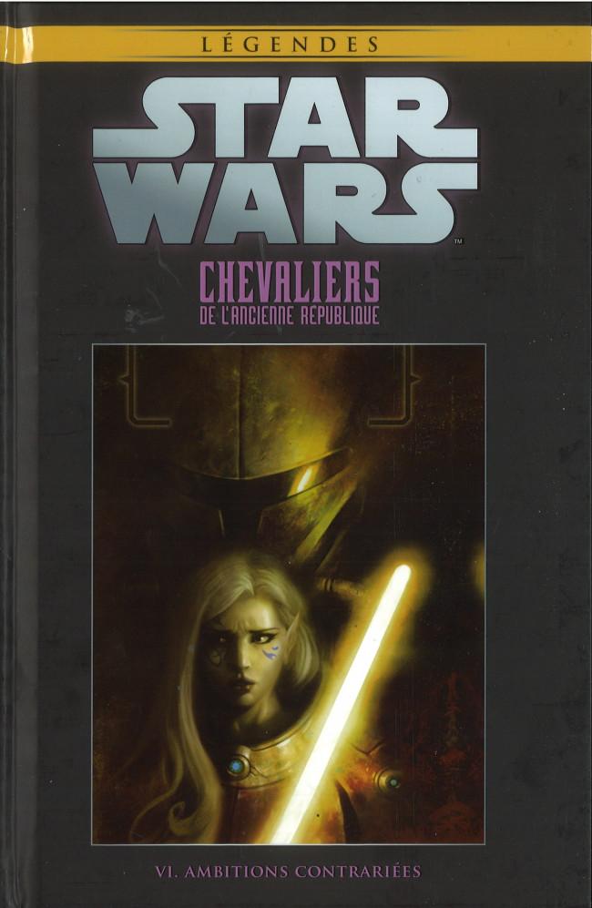 Tome 15 - Chevaliers de l'Acienne République tome 6: Ambitions contrariées