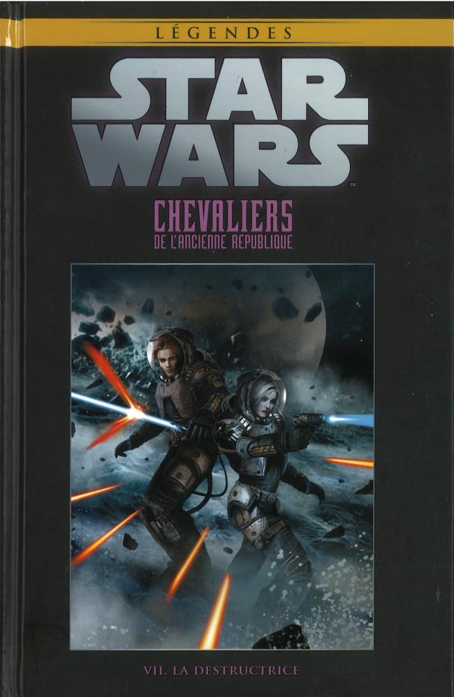 Tome 16 - Chevaliers de l'Acienne République tome 7: la Destructrice