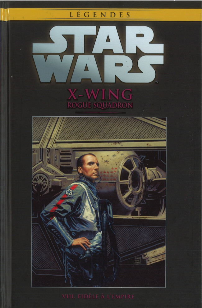 Tome 69 - X-Wing Rogue Squadron Tome 8: Fidèle à l'Empire