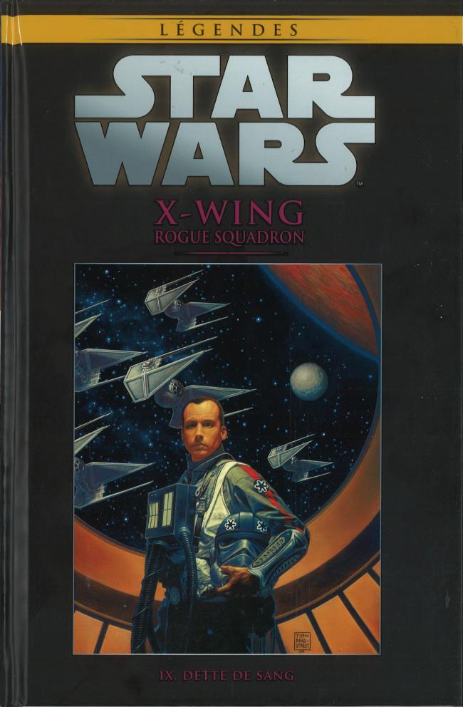 Tome 70 - X-Wing Rogue Squadron Tome 9: Dette de Sang