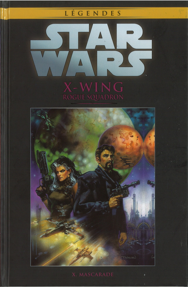 Tome 71 - X-Wing Rogue Squadron Tome 10: Mascarade