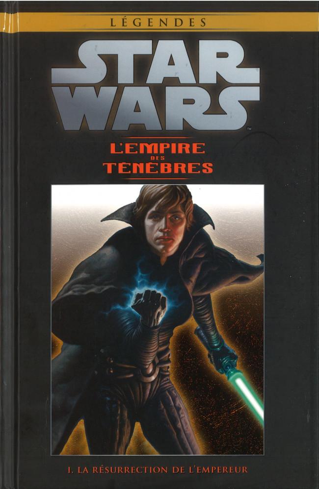Tome 73 - L'Empire des Ténèbres Tome 1: La Résurrection de l'Empereur