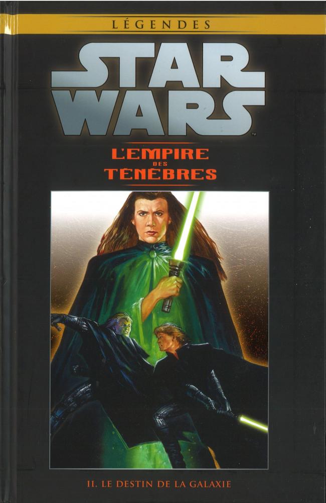 Tome 74 - L'Empire des Ténèbres Tome 2: Le Destin de la Galaxie
