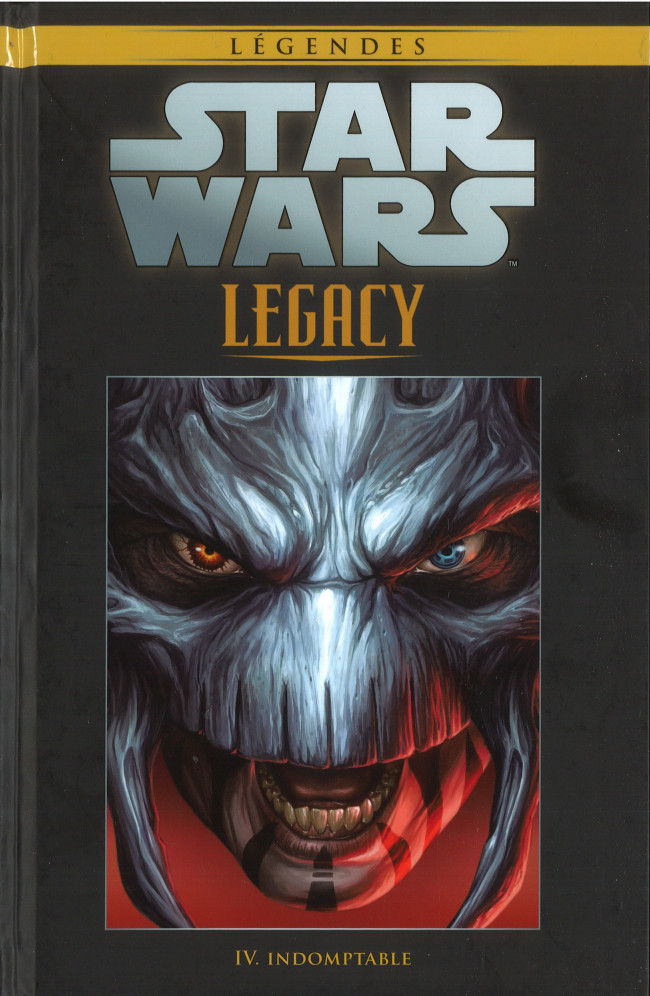 Tome 88 - Legacy Tome 4: Indomptable