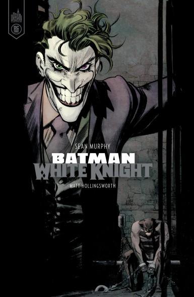 Batman White Knight – version couleur