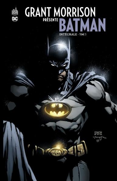 Grant Morrison présente Batman INTEGRALE TOME 3