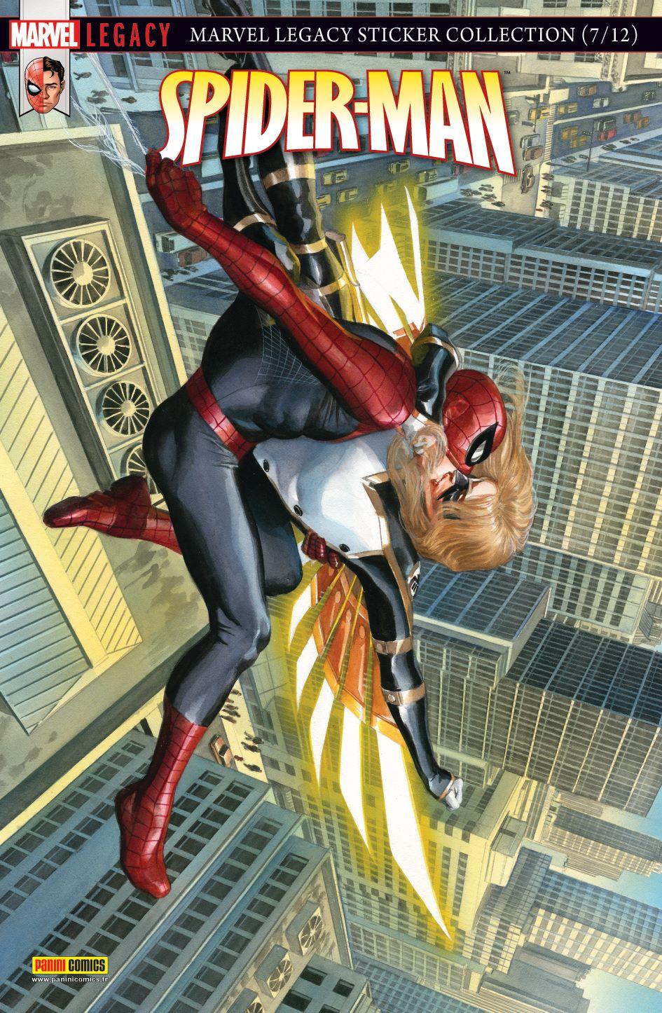 MARVEL LEGACY : SPIDER-MAN 2