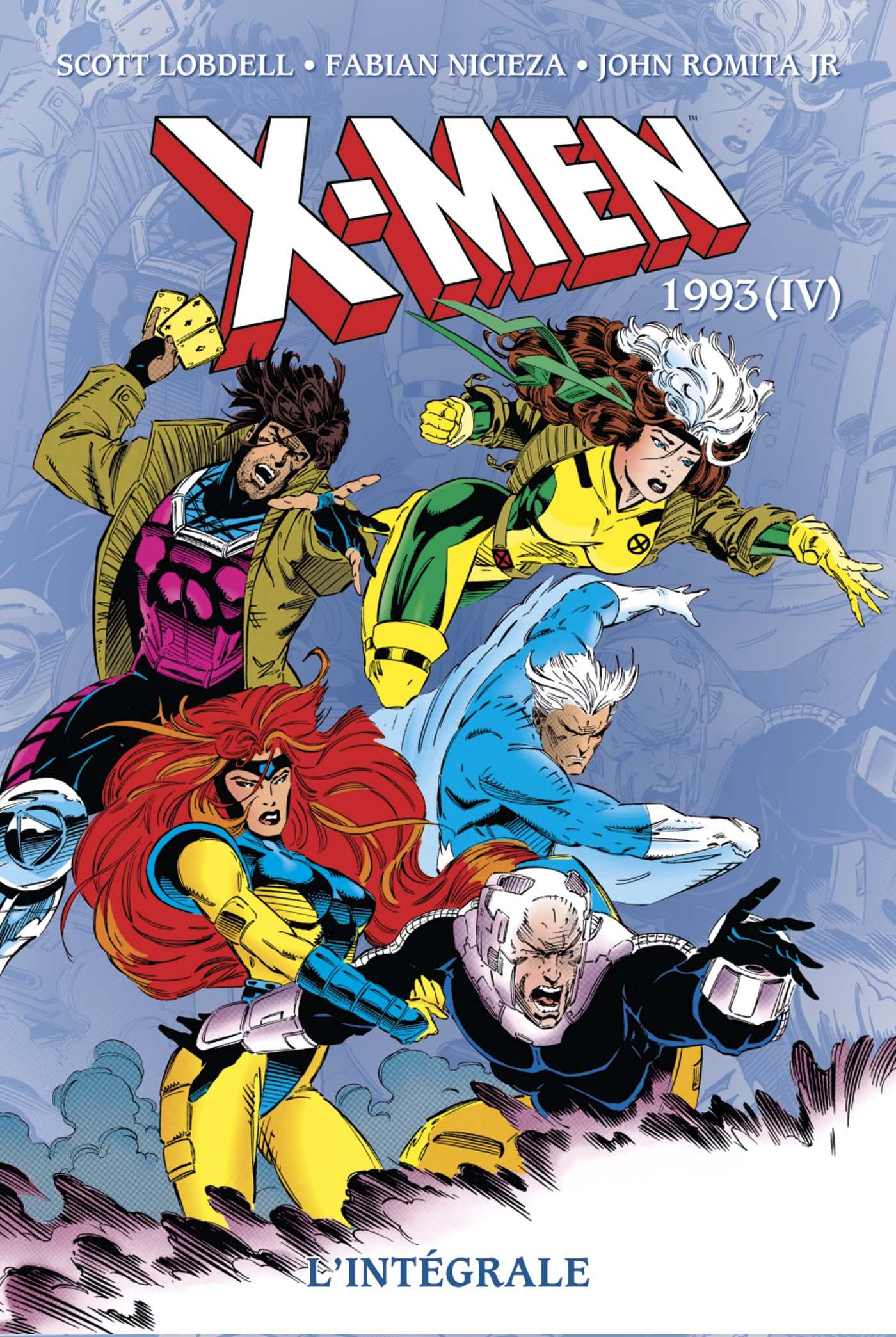 X-MEN, L'INTEGRALE 1993 (IV)