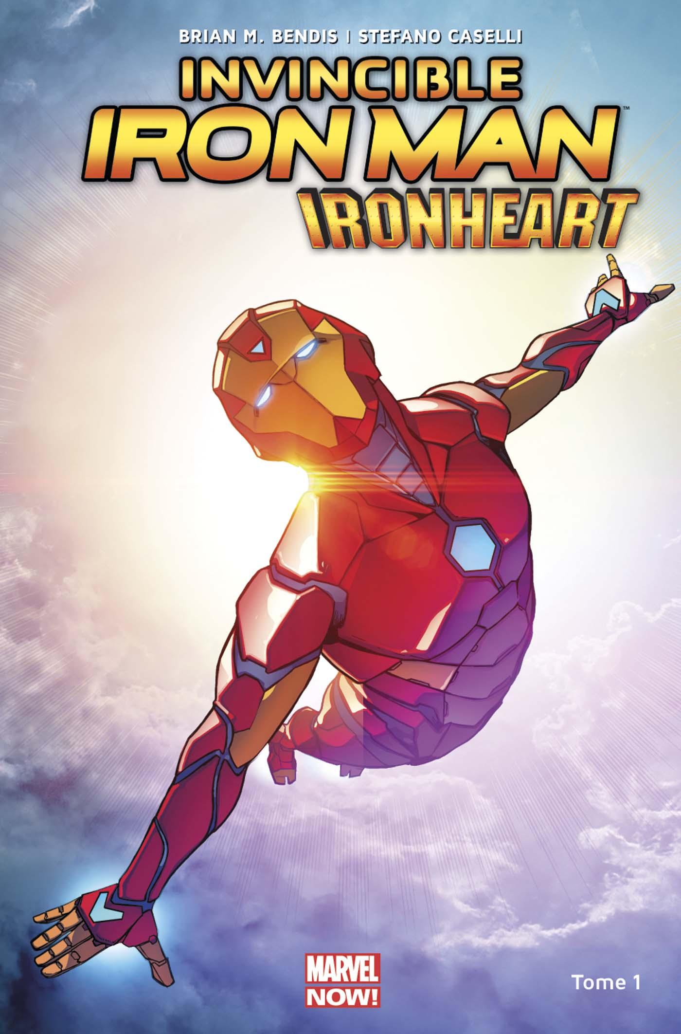 IRON MAN : IRONHEART T01