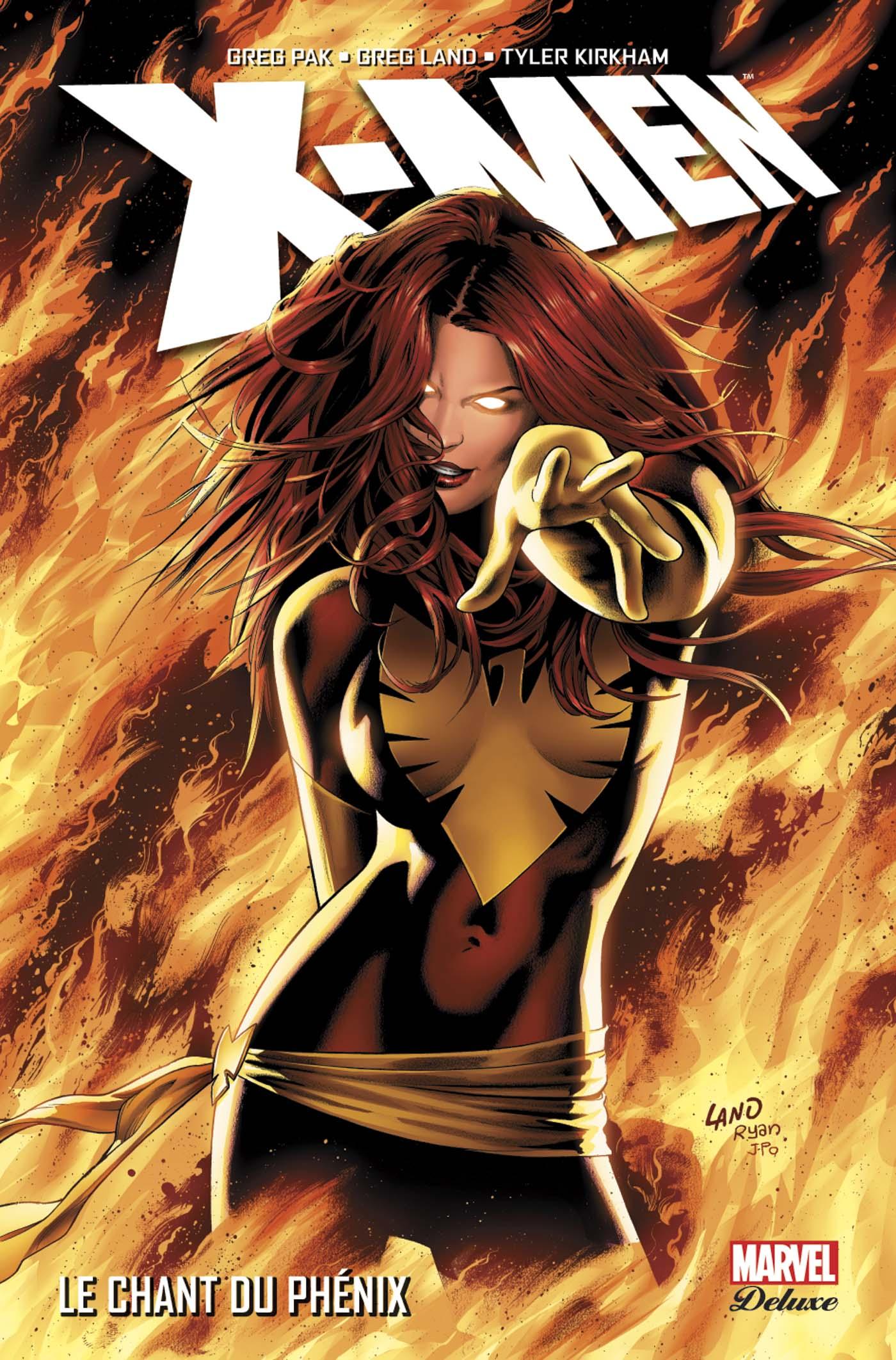 X-MEN : LE CHANT DU PHENIX