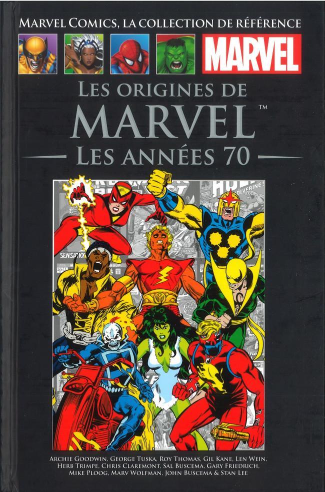 Tome XVI: Les Origines de Marvels - Les Années 70