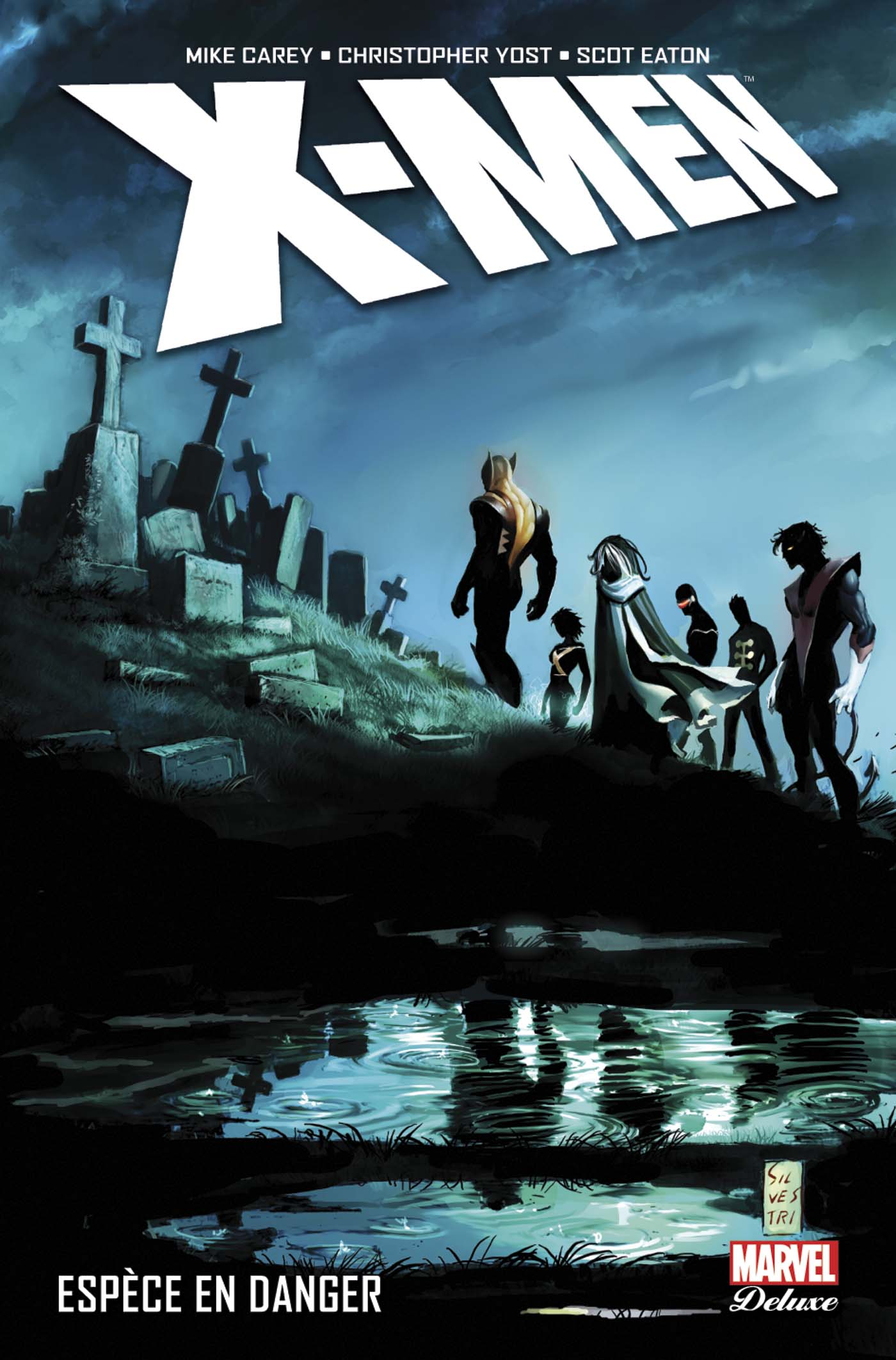 X-MEN : ESPECE EN DANGER