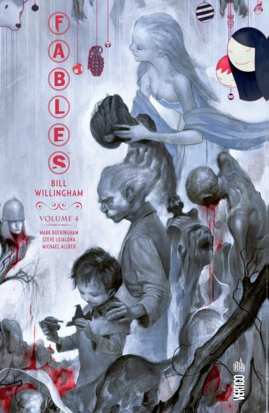 Fables Intégrale tome 4