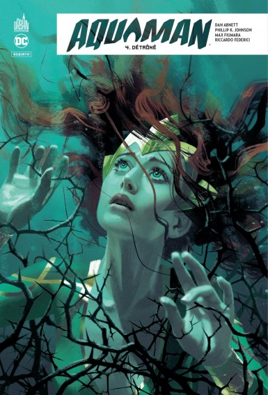 Aquaman Rebirth Tome 4
