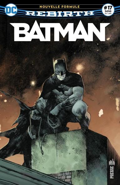 BATMAN REBIRTH #17