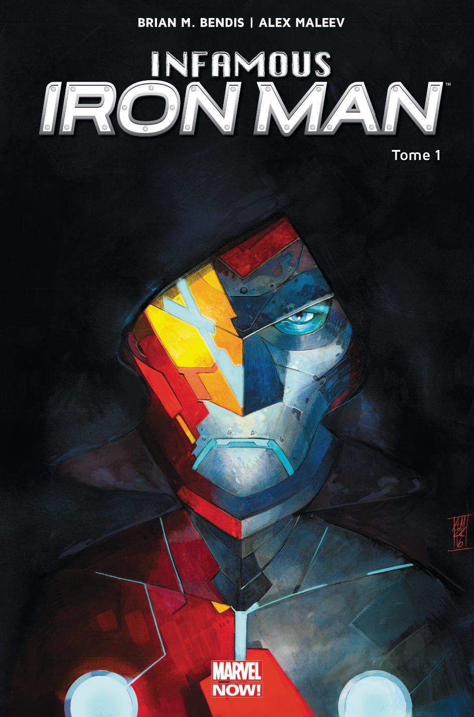 INFAMOUS IRON MAN T01