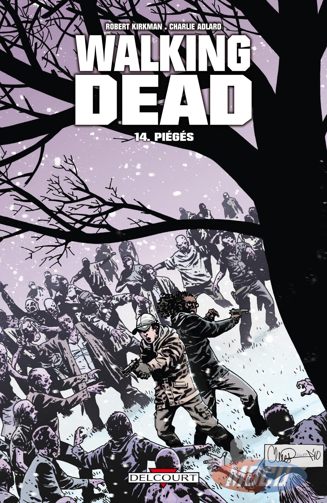 Walking Dead Tome 14 - Piégés !