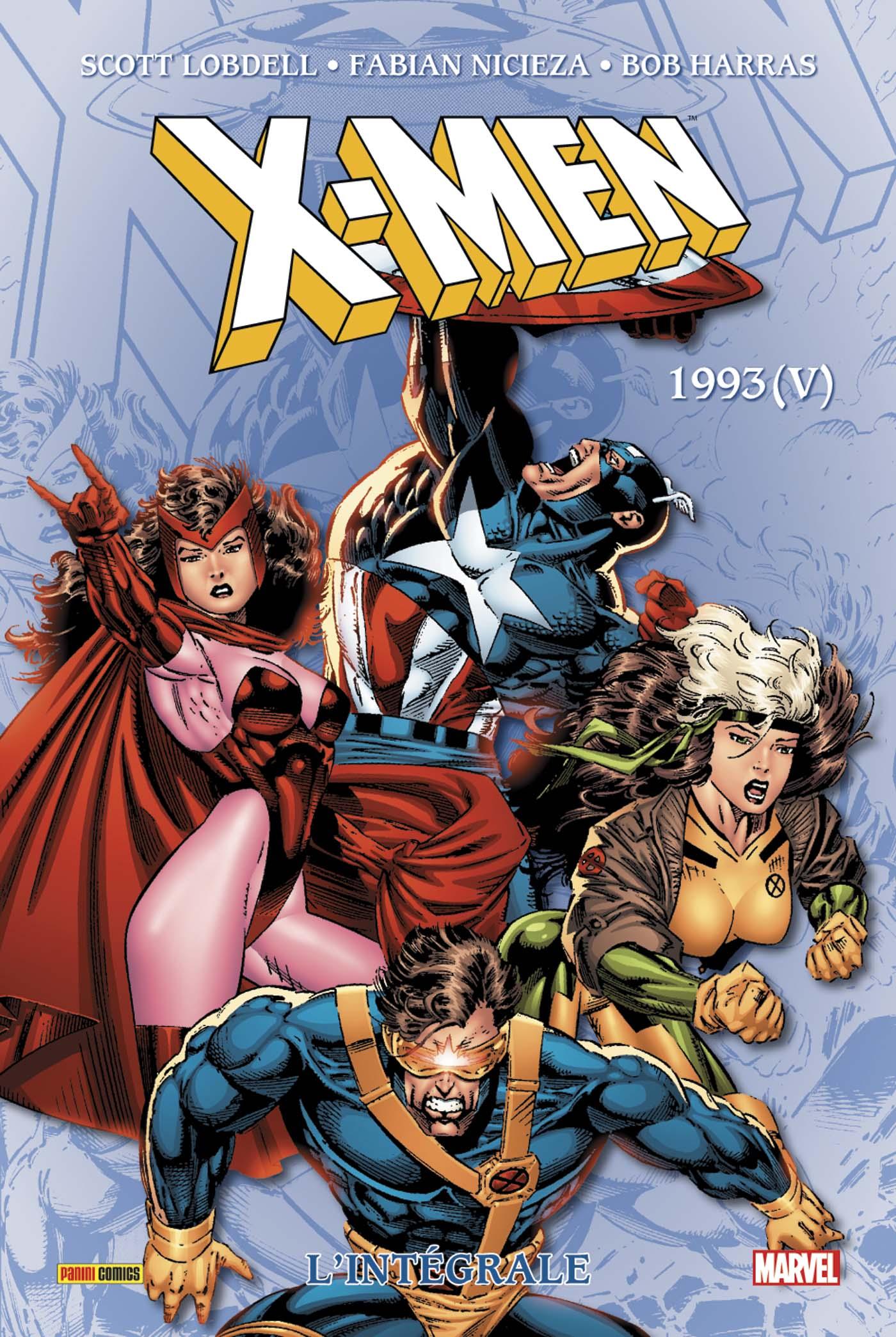 X-MEN, L'INTEGRALE 1993 (V)