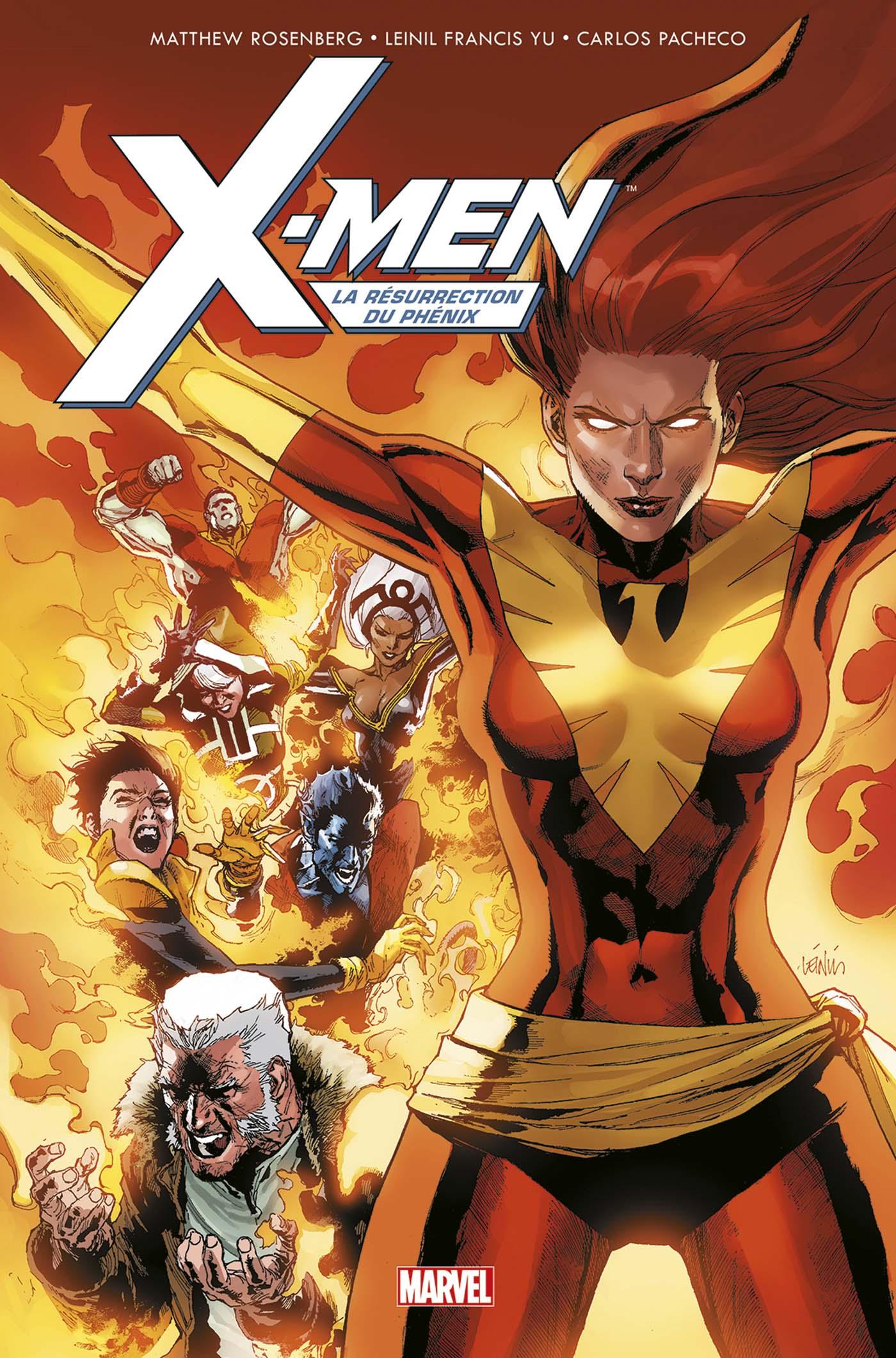 X-MEN : LA RÉSURRECTION DU PHENIX