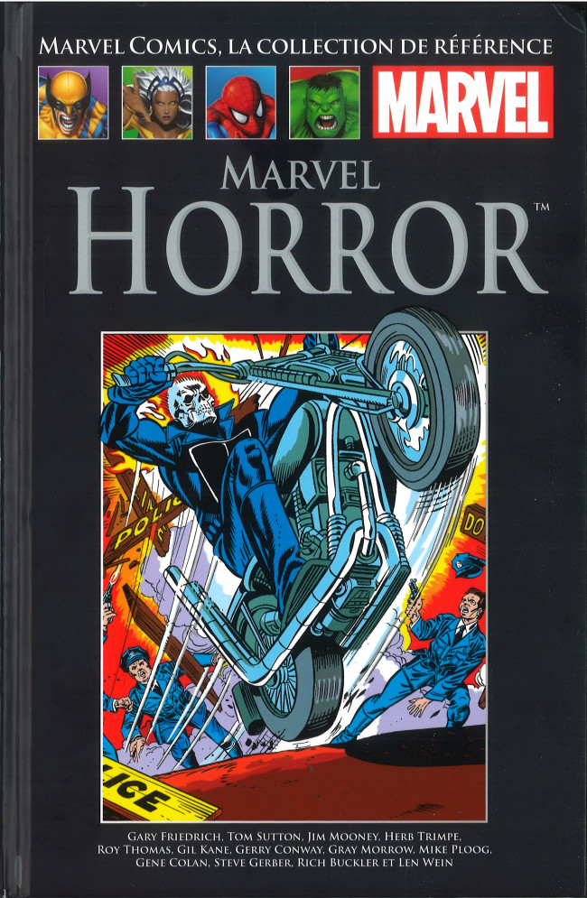 Tome XVIII: Marvel Horror