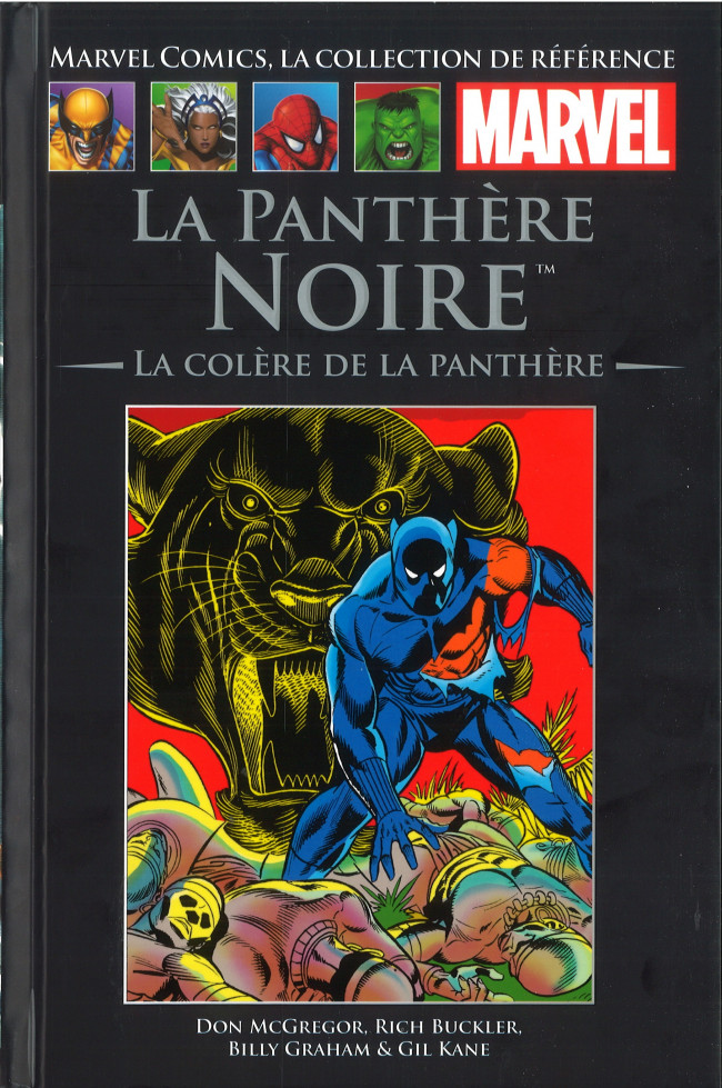 Tome XXVI: La Panthère Noire - La Colère de la Panthère