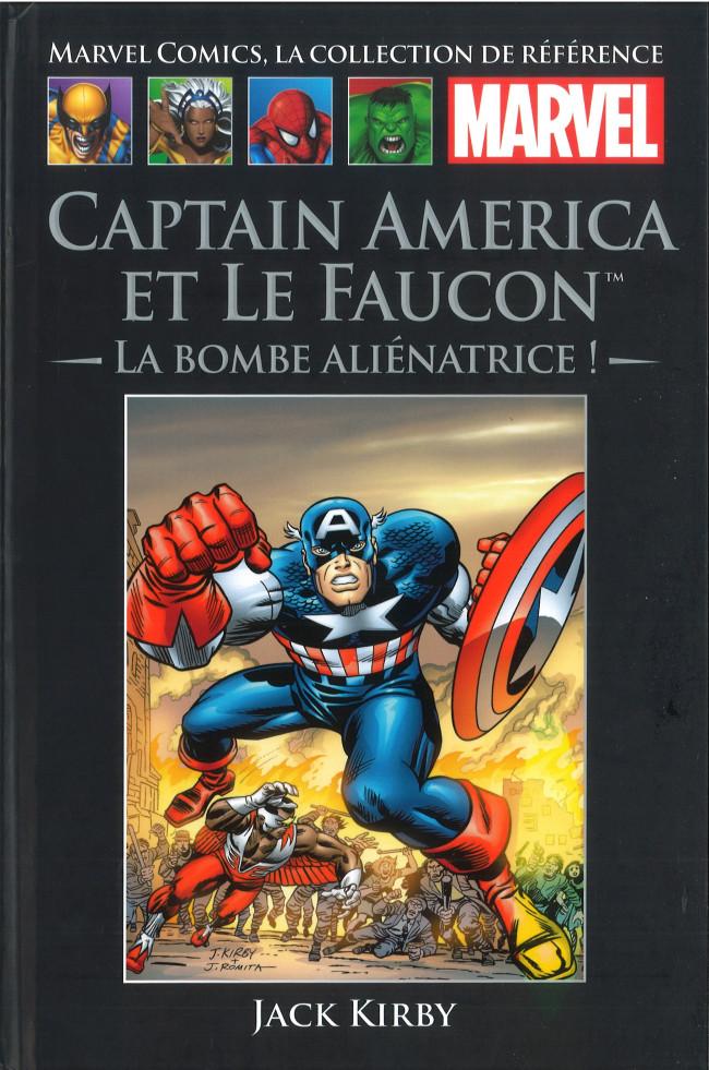 Tome XXXIV: Captain America et le Faucon - La Bombe Aliénatrice!
