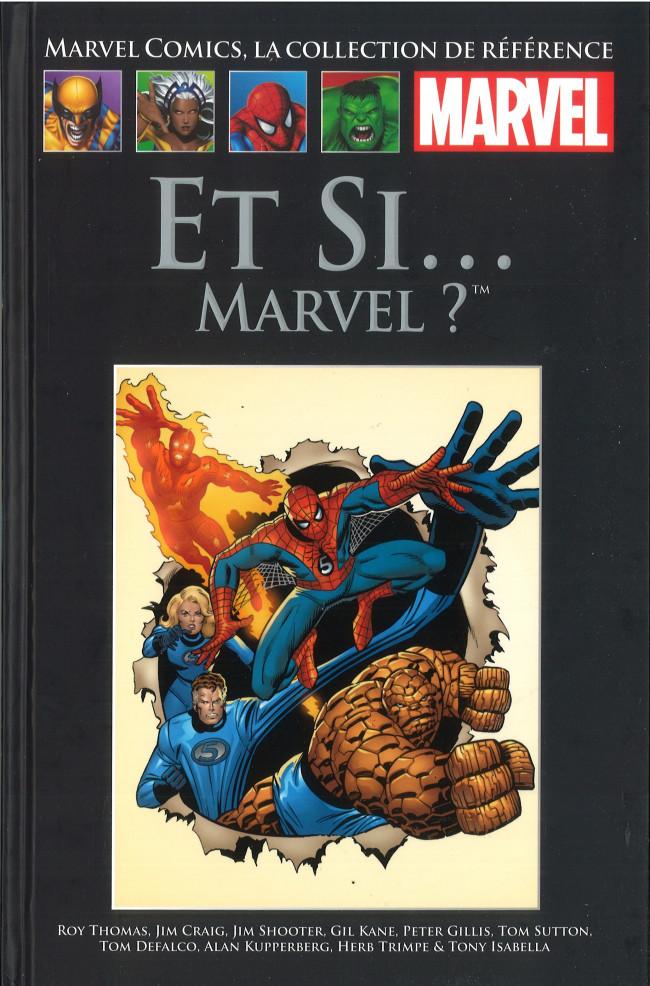 Tome XXXVI: Et Si... Marvel?