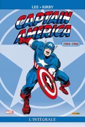 Captain America Intégrale 1964-1966