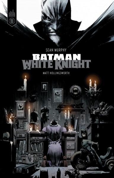 Batman White Knight (Couverture Fnac)