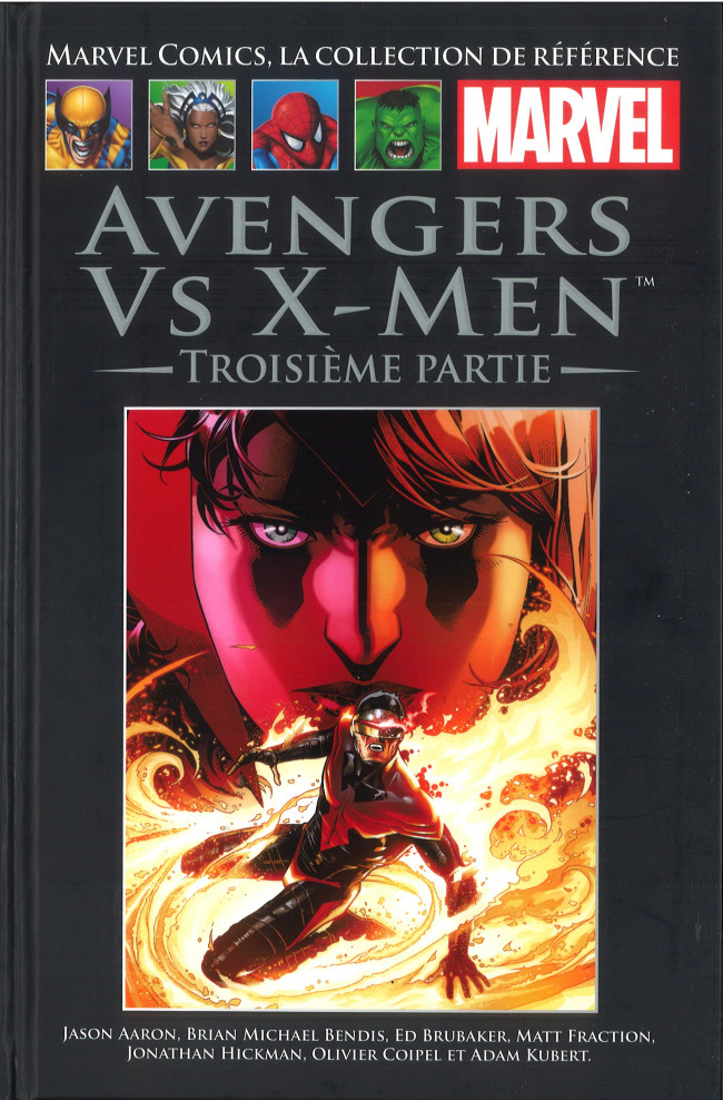 Tome 79: Avengers Vs X-Men - Troisème Partie