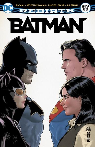 Batman Rebirth #19