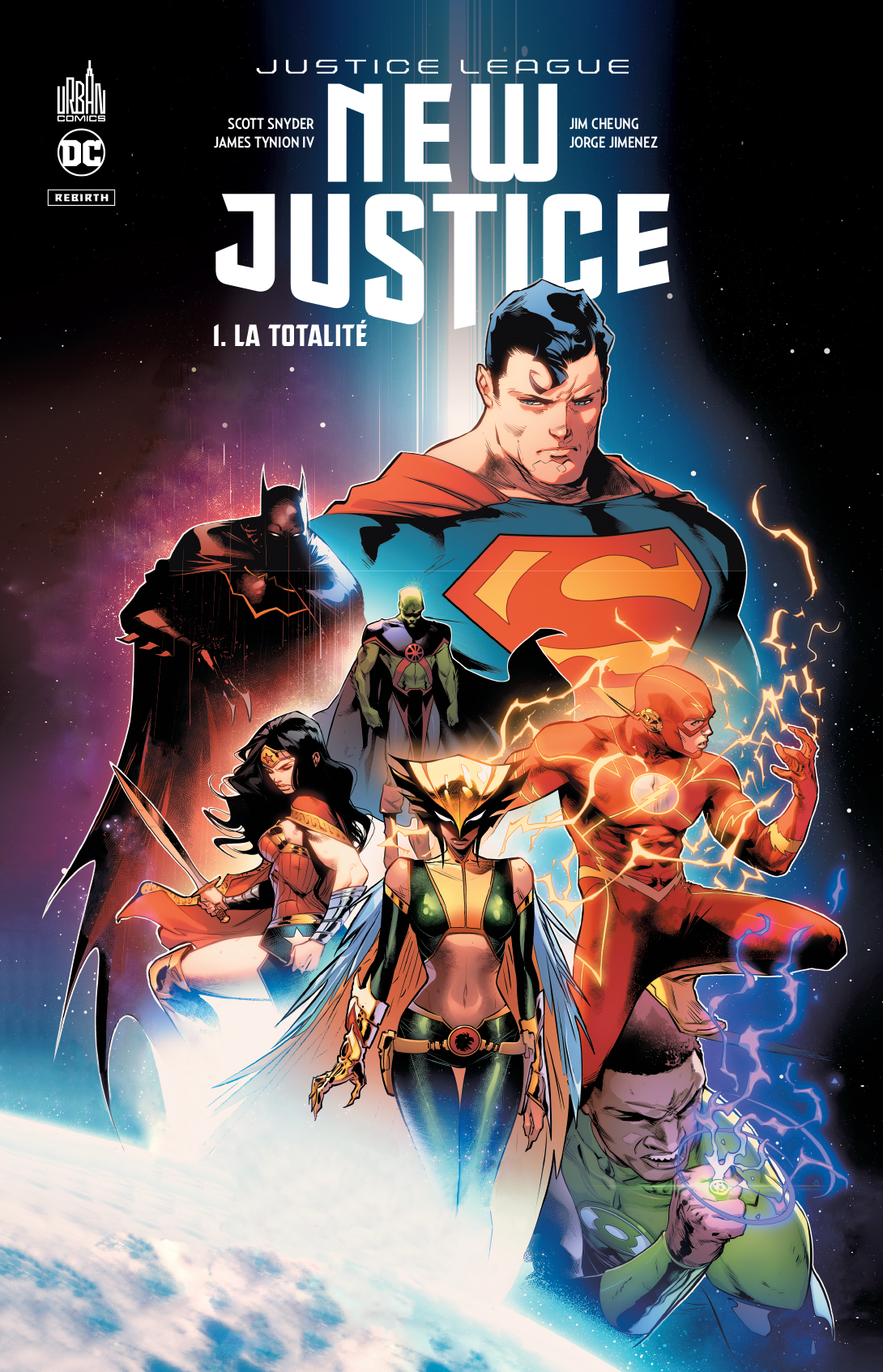 New Justice Tome 1