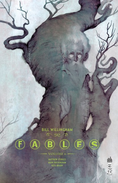 Fables Intégrale tome 6