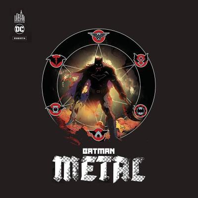 Batman metal - Coffret 3 tomes