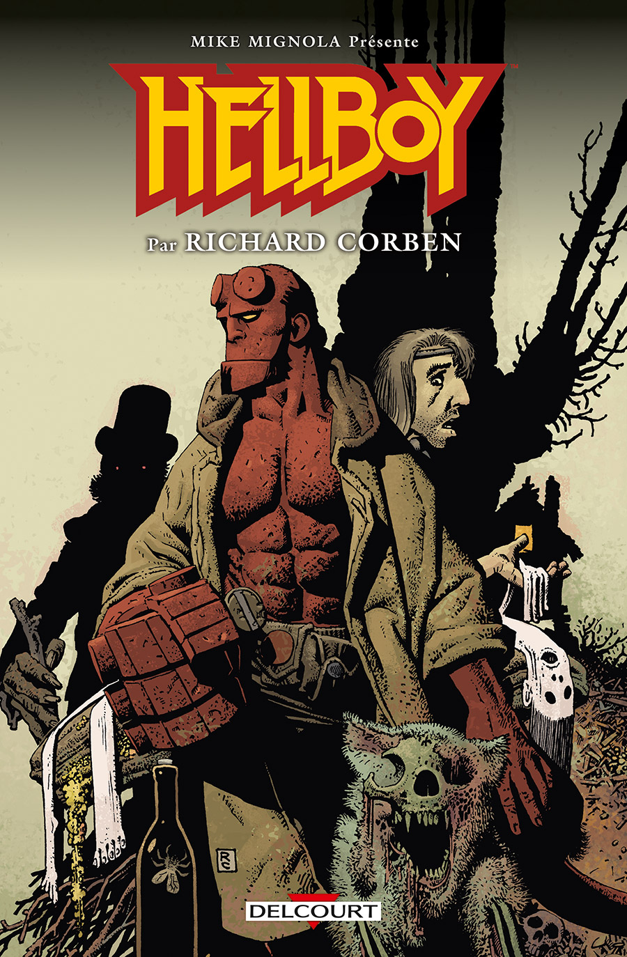 Hellboy - Édition Spéciale Richard Corben