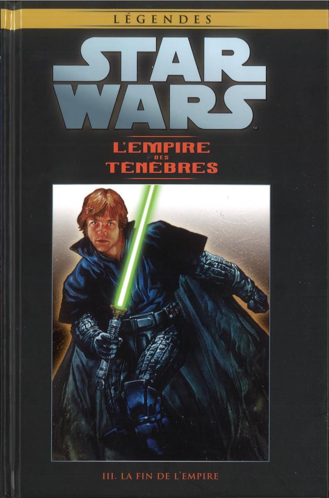Tome 75 - L'empire des Ténèbres Tome 3: La fin de l'Empire