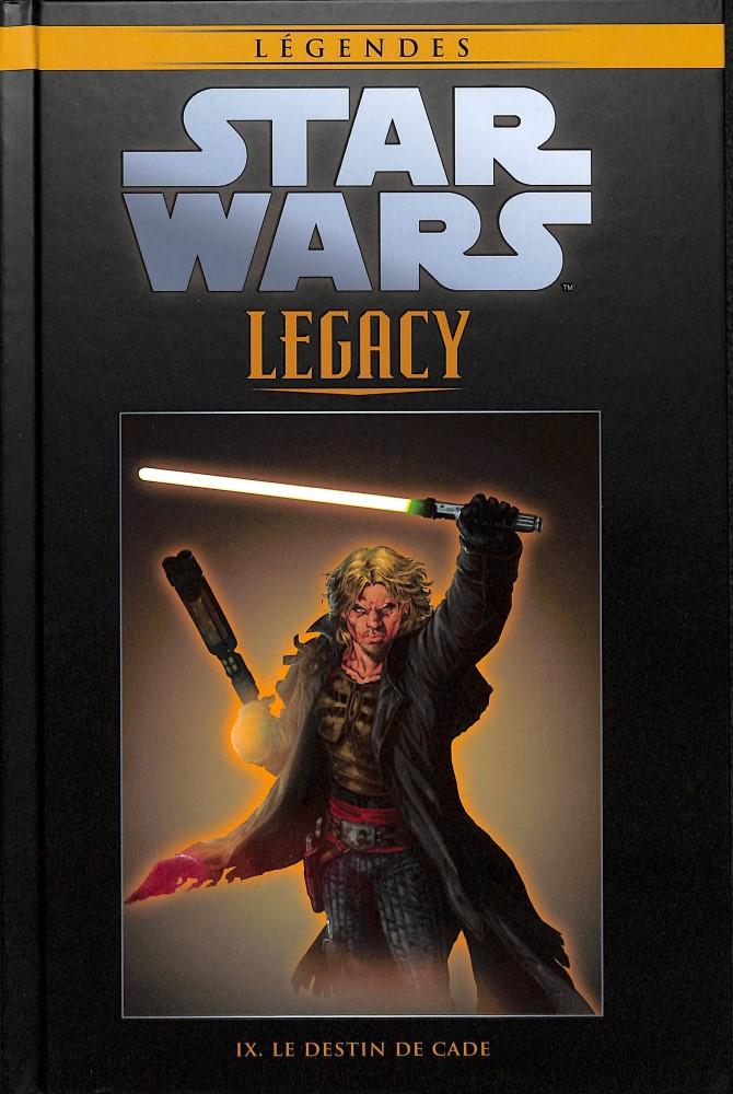 Tome 93 - Legacy Tome 9: Le Destin de Cades