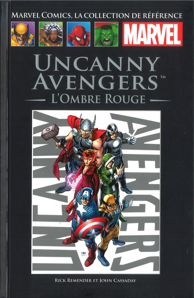 Tome 85: Uncanny Avengers - L'Ombre Rouge