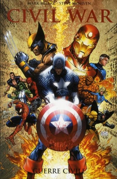 Civil War 1 : Guerre civile
