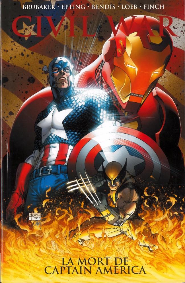 Civil War 3 : La Mort de Captain America
