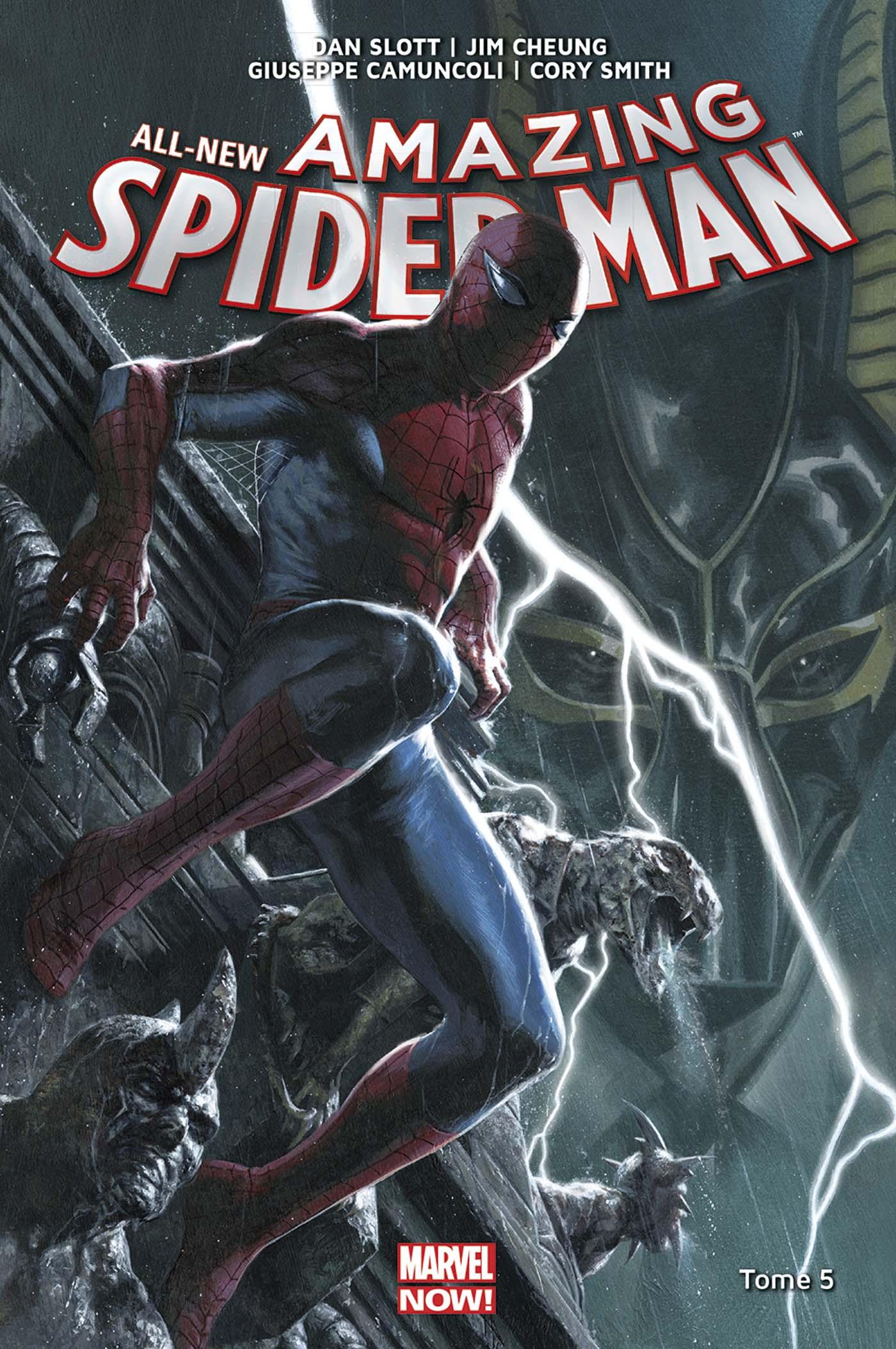 ALL-NEW AMAZING SPIDER-MAN T05 : LA CONSPIRATION DES CLONES