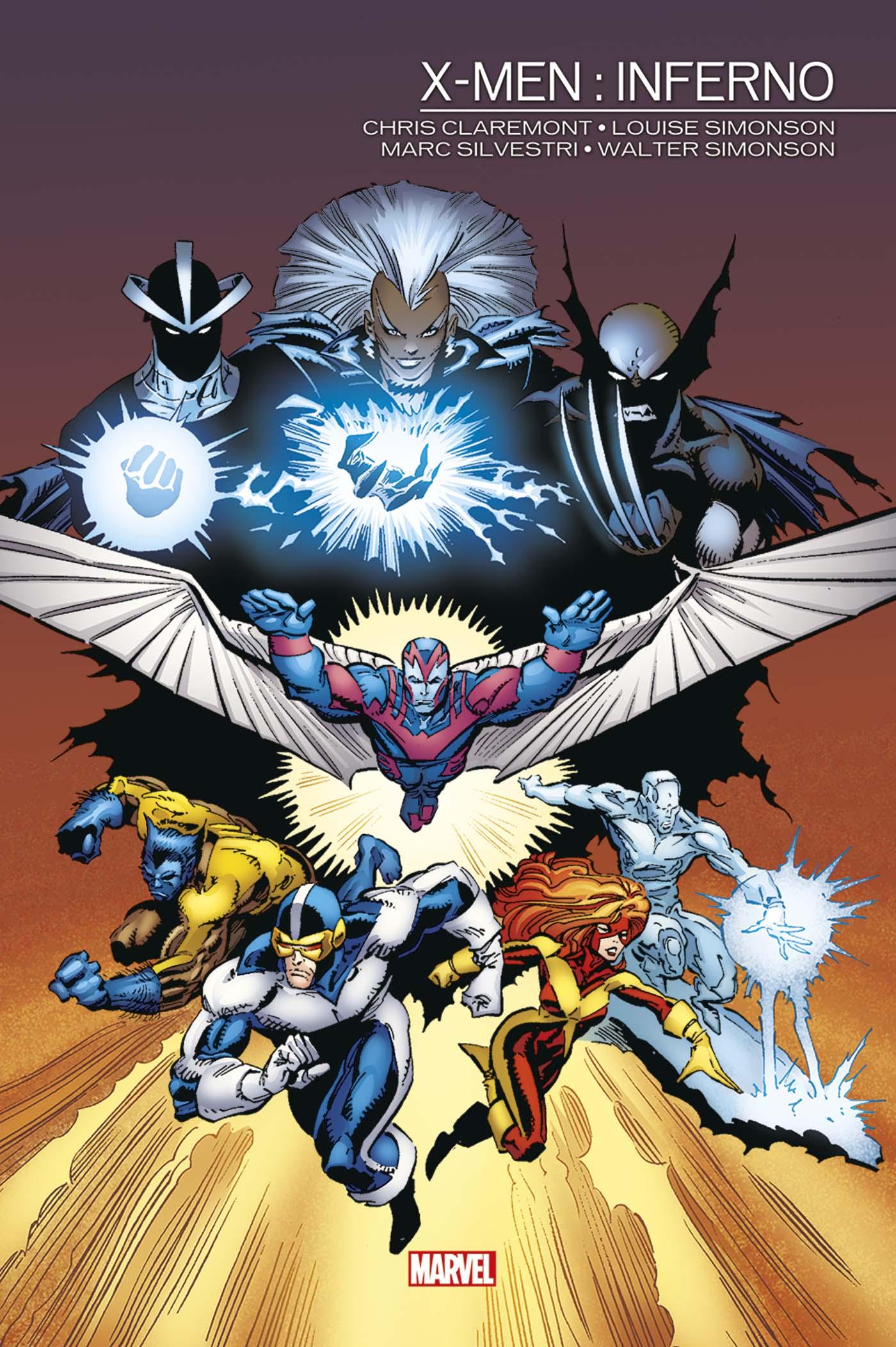 X-MEN : INFERNO